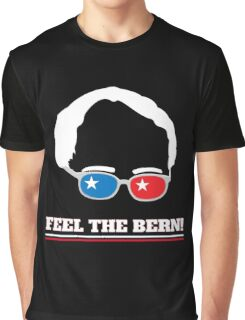 Bernie Sanders - Feel The Bern Graphic T-Shirt