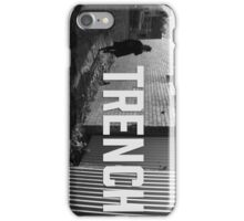 TRENCH Advance Promo Range (Vertical) iPhone Case/Skin