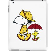 Snoopy Fun iPad Case/Skin