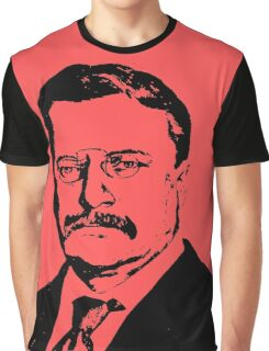 THEODORE ROOSEVELT (LARGE) Graphic T-Shirt