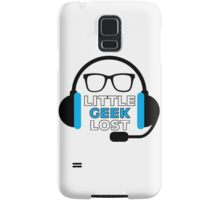 Littlegeeklost podcast logo Samsung Galaxy Case/Skin