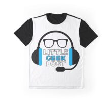 Littlegeeklost podcast logo Graphic T-Shirt