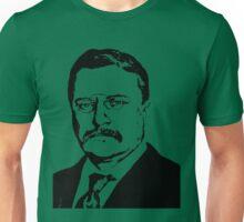 THEODORE ROOSEVELT (LARGE) Unisex T-Shirt