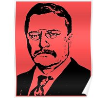 THEODORE ROOSEVELT (LARGE) Poster