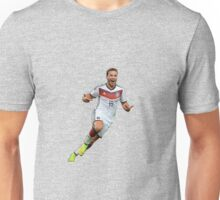 GOTZE GOAL WORLD CUP 2014 Unisex T-Shirt