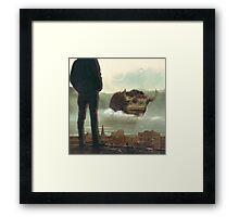 'Exhibit B' Framed Print
