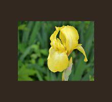 Lemon Yellow Iris Unisex T-Shirt