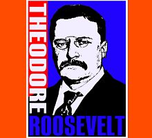 Theodore Roosevelt-Colour Unisex T-Shirt