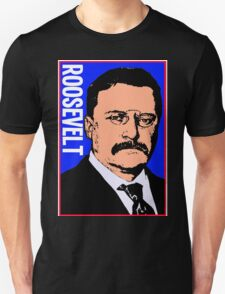 THEODORE ROOSEVELT-COLOR T-Shirt