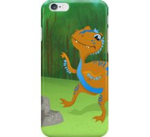 Now Watch Me… Acrocanthosaurus iPhone Case/Skin