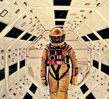 Kubrick's Space Odyssey Sticker