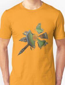 Pint Size Planet (Italy) Unisex T-Shirt