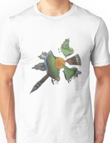 Pint Size Planet (Italy) Unisex T-Shirt