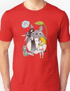 Ghibli Family Unisex T-Shirt
