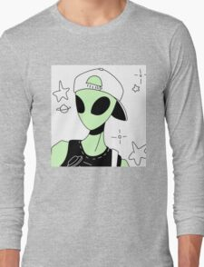 ALIEN 004 Long Sleeve T-Shirt