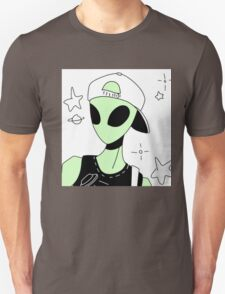 ALIEN 004 Unisex T-Shirt