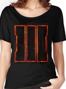 Black Ops 3 Women's Relaxed Fit T-Shirt