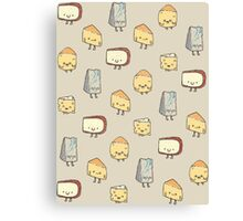 CHEESE DOODLES HOORAY!! Canvas Print