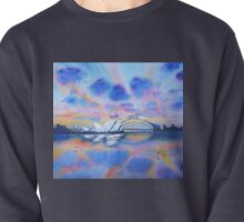 opera house and harbour bridge sydney australian scenic Pullover