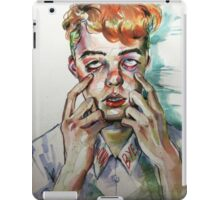 good bye! iPad Case/Skin