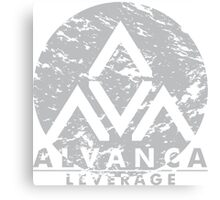 ALVANCA - LEVERAGE Canvas Print