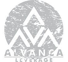 ALVANCA - LEVERAGE Photographic Print
