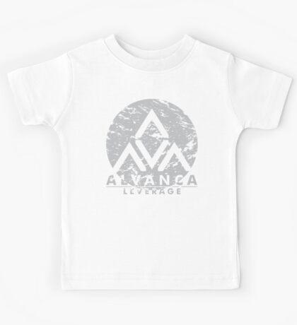 ALVANCA - LEVERAGE Kids Tee