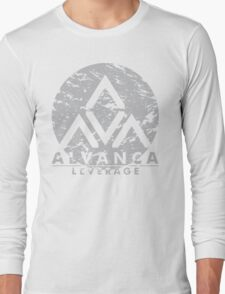 ALVANCA - LEVERAGE Long Sleeve T-Shirt