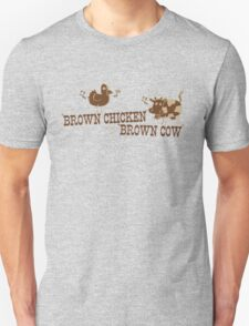 brown chiken Unisex T-Shirt