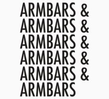 Armbars & Armbars & Armbars One Piece - Short Sleeve