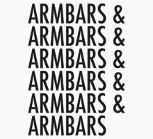 Armbars & Armbars & Armbars One Piece - Long Sleeve