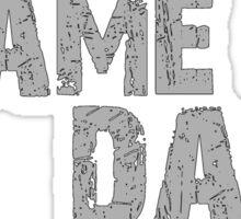 Hopsin - Blame Dame - Ill Mind of Hopsin 8 - #BlameDame Sticker
