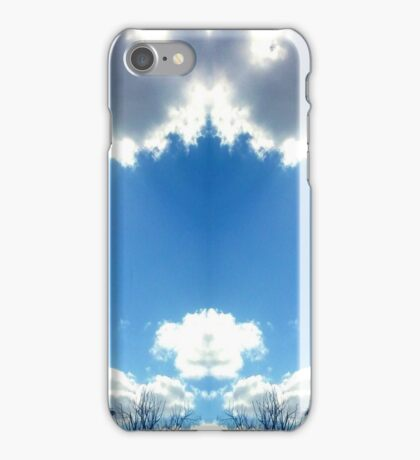 Mirrored Sky iPhone Case/Skin