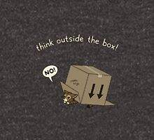 Think Outside the Box! Unisex T-Shirt