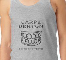 Carpe Dentum Tank Top