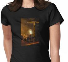 A Fine Romance Womens Fitted T-Shirt