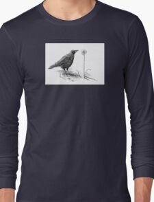 The Dandelion and the Crow Long Sleeve T-Shirt