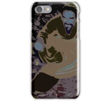 Shaolin Monk - Tai-Chi Master 1 (2008) iPhone Case/Skin