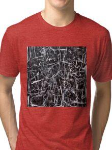 Abstract #4 Tri-blend T-Shirt