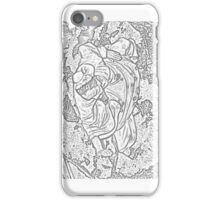Shaolin Monk - Tai-Chi Master 3 (2008) iPhone Case/Skin
