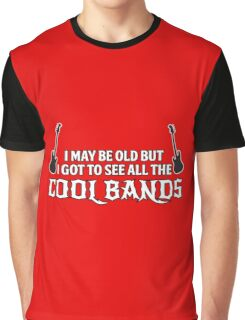 cool bands Graphic T-Shirt