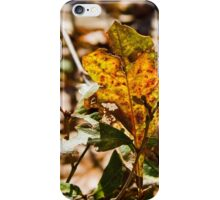 Life is a Struggle iPhone Case/Skin