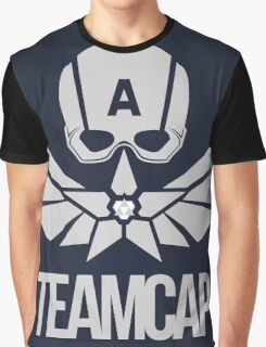 Team Cap Graphic T-Shirt