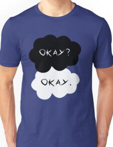The Fault in Our Stars: Okay? Unisex T-Shirt