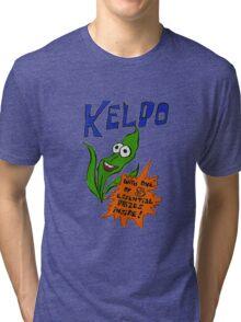 SpongeBob Kelpo Tri-blend T-Shirt