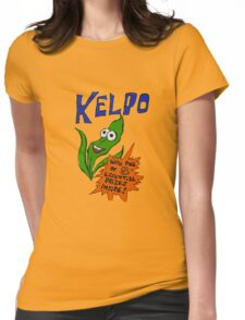 SpongeBob Kelpo Womens Fitted T-Shirt