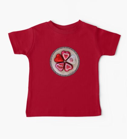 Will You Be My Valentine? Baby Tee