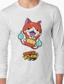 Yokai Watch :Jibanyan Long Sleeve T-Shirt