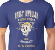Vault Dweller - Original Member (No Border) Unisex T-Shirt