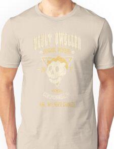 Vault Dweller - Original Member (No Border) Unisex T-Shirt